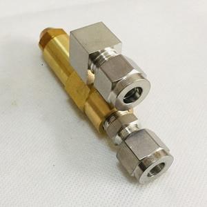 Image 4 - 68mm 0,5/0,8/1,0/1,2/1,5/2,0/2,5/3,0mm altöl brenner düse, luft zerstäubung düse, heizöl düse, volle kegel öl spray düse
