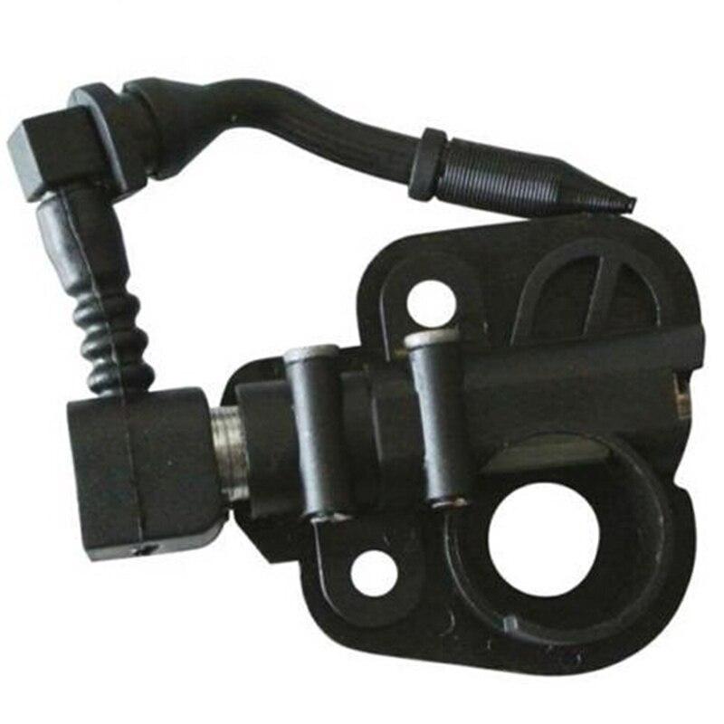 1 Pcs Oil Pump Oiler For Partner 350 351 352 370 371 390 391 401 420 422 Durable Oil Pump Fit For PARTNER 350 351 352 370 371 39