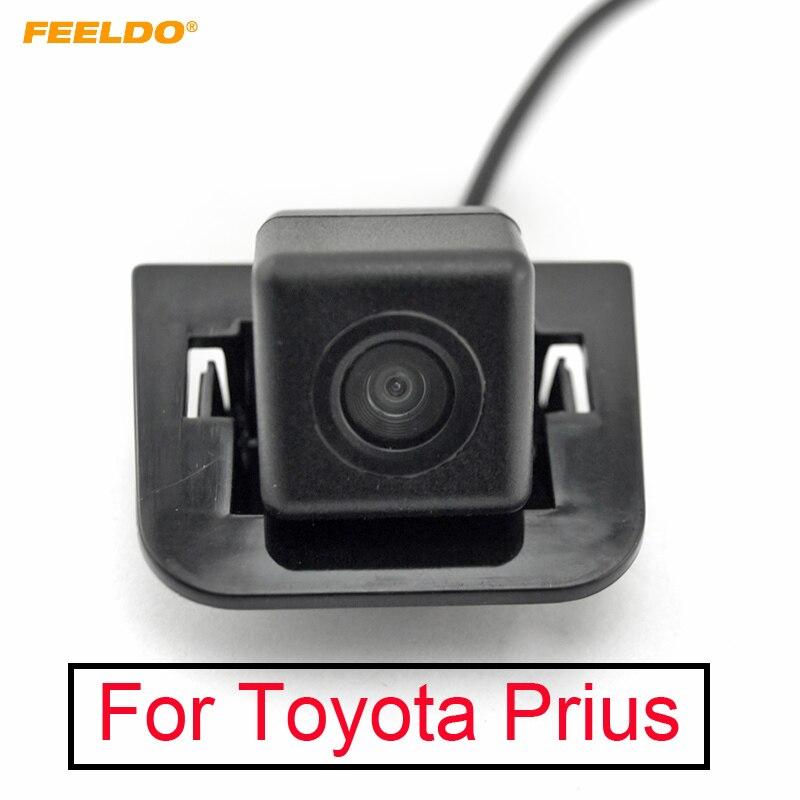 FEELDO 1Set Special Rückansicht Backup Auto Kamera Für Toyota Prius 2012 Parken Kamera # AM5207