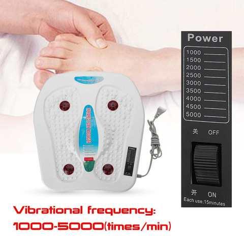 automatica de massagem cuidados com os pes