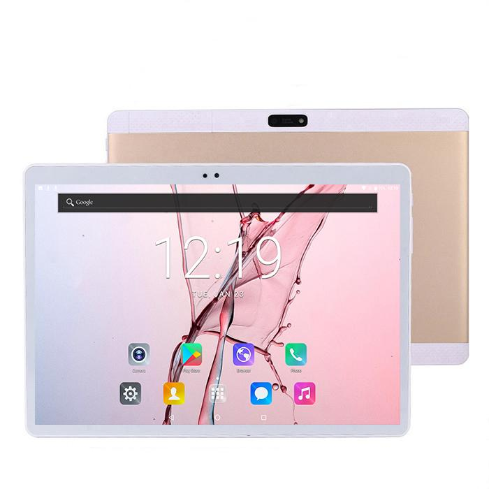 10 Inch Tablet PC Octa Core Android 8.0 6GB RAM 128GB ROM 10 Core Dual SIM Card Wifi Bluetooth 4G Call Phone Gifts Kids Tablet