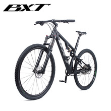 2020 Full Carbon Fiber Suspension Bike Complete bicycle Mountain BIKE Suspension bicycle