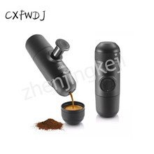 Coffee Machine Portable Set Fan You Easy to useManual Powder Dedicated
