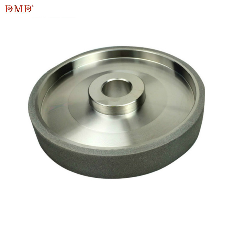 DMD Diamond CBN Grinding Wheel For Chainsaw Sharpener Diameter 150mm High Speed Steel For Metal Stone Power Tool 150 Grit  H1
