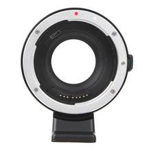 EF-FX1 Metalen Automatische Scherpstelling Adapter Ring Voor Canon Ef/EF-S Lens Voor Fuji X Mount Mirrorless Camera Hot(China)