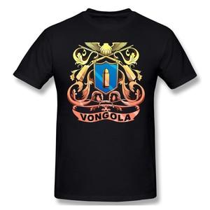 Новая летняя футболка с эмблемой вонголы, хлопковая Футболка HITMAN REBORN, футболка