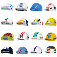 NEW cycling cap men and women Breathable bike wear hat free size 16 style Arbitrary choice