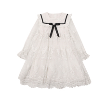 Girl Dress 2021 New Spring Summer Princess Dress for Girls Girls Birthday Party Lace Dress Ball Gown Girl Clothing for 4-15 Year
