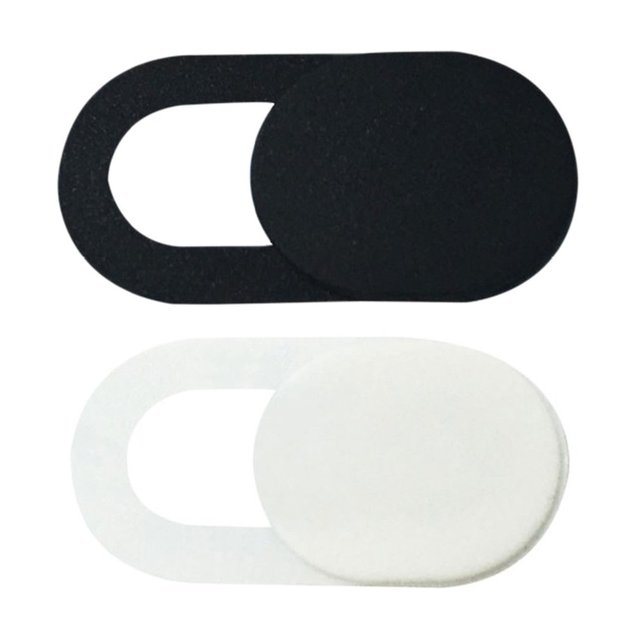 1 3 6PCS Web Cam Cover Shutter Magnet Slider Plastic Camera Cover for IPhone PC Laptops Mobile Phone Lens Privacy Sticke 2020New