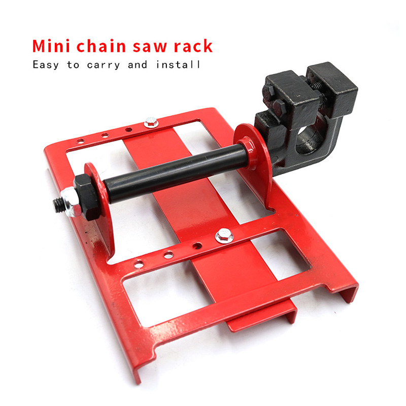 Newest Mini Chainsaw Mill Lumber Cutting Guide Bar Saw Wood Timber Chainsaw Attachment Cut Guide Milling Cutter for Builders