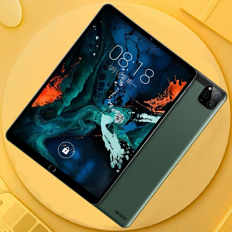 New 10.1 Inch Gift 6G + 128GB Tablet TF Card Bluetooth Global Wifi Tablet Android 9.0 10 Ten-core Dual Card Tablet Android