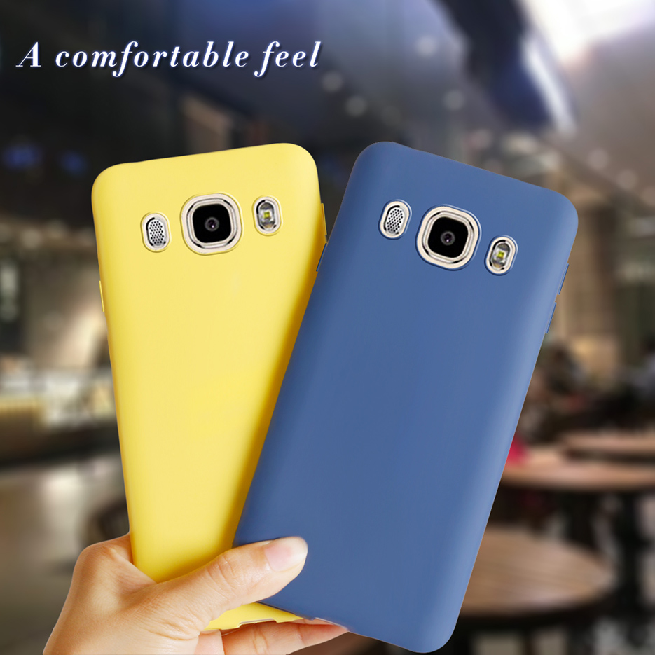Cute Silicone Case For Samsung Galaxy J3 J5 J7 2016 2017 J2 Core Pro 2018 J 5 Prime J 7 Core Nxt Soft TPU Back Cover Phone Cases image