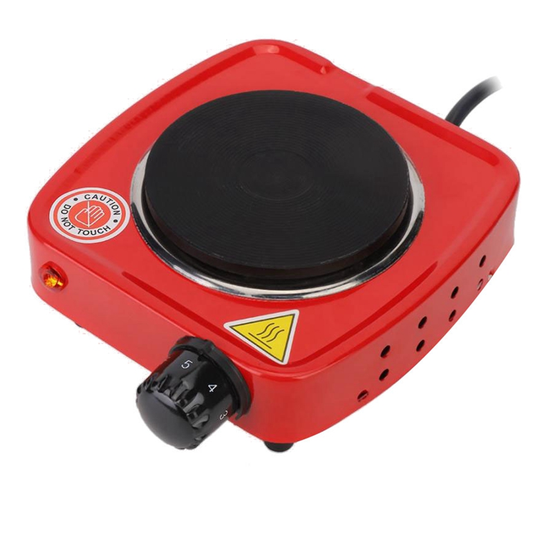 Electric Stove Hot Plate Cooking Plate Multifunction Coffee Tea Heater Home Appliance Hot Plates For Kitchen Hot(EU Plug)