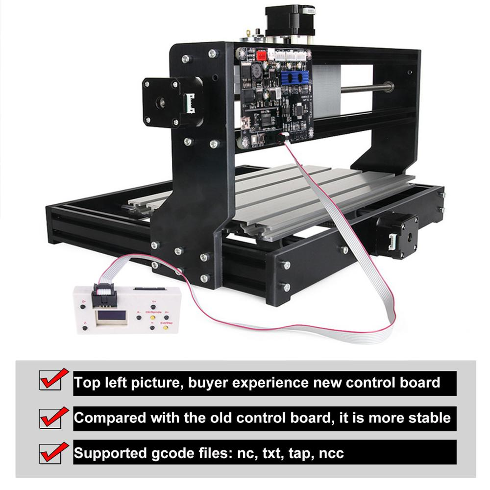 CNC Machine With Offline Controller/3-Axis Milling Machine 1