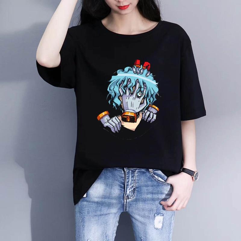 Tomura Shigaraki Newest T Shirt Man Hip Hop T-Shirt Funny Tshirt Women Casual Tops For Male Or Female