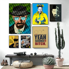 Breaking Bad Action Figures Posters And Prints Wall Pictures For Living Room Canvas Painting Art Decorative Home Decor Cuadros