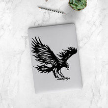 Klassieke Havik Trackpad Decal Laptop Sticker Waterdichte Muurstickers Voor Lenovo/Xiaomi/Hp/Asus Notebook Sticker(China)