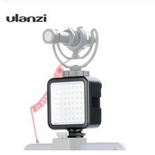 במלאי רוסיה LED וידאו אור 49 חרוזים Dimmable LED וידאו לוח אור עבור רונין S טלפון Gimbal Gopro 7 6 DSLR מצלמה Canon