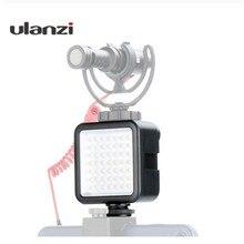 Luz LED para vídeo con Panel de luz para teléfono Ronin S, cardán de Gopro 7, 6, DSLR, Canon, 49 cuentas, disponible en Rusia