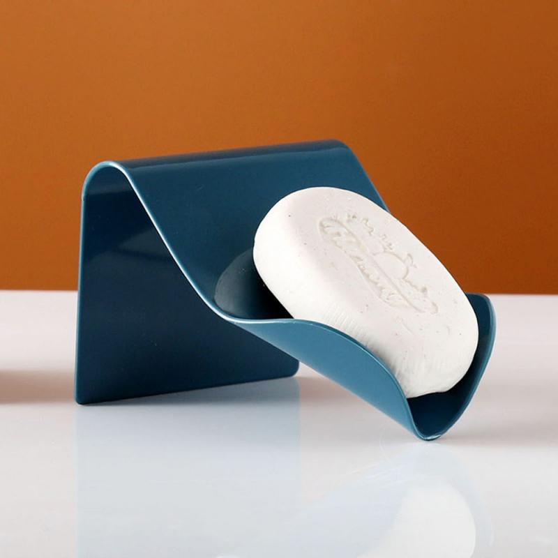 New Leafology Decorative Drainage Soap Holder Storage Holder Container 1pc
