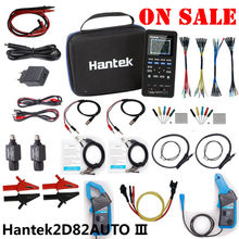 Hantek 2d82auto Automotive Oscilloscoop 2d82 Auto Digitale Draagbare Handheld 4in1 3in1 2c42 2d72 2d42 2c72 2d82