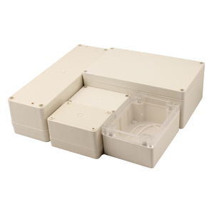 Image 3 - Waterproof Plastic Enclosure Box Electronic Project Instrument Case Electrical Project Box Outdoor Junction Box