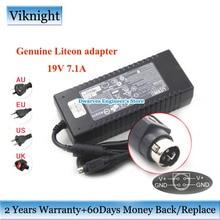 Echt Liteon PA 1131 07 0317A19135 19V 7.1A 135W Voeding Lader Adapter Voor J2 650 Geïntegreerde Touchscreen Computer