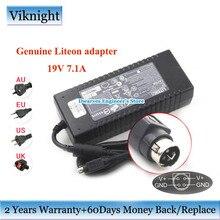 정품 Liteon PA 1131 07 0317A19135 J2 135 통합 터치 스크린 컴퓨터 용 19V 7.1A 650 W 전원 공급 장치 충전기 어댑터