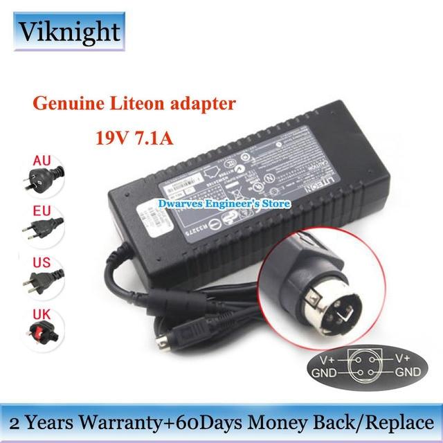 Véritable Liteon PA 1131 07 0317A19135 19V 7.1A 135W adaptateur chargeur dalimentation pour ordinateur à écran tactile intégré J2 650