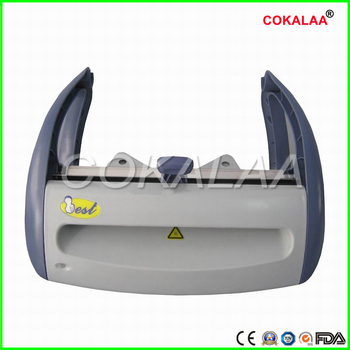 Dental Generic Pulse Sealing Machine Wall-mounted type For Sterilization Package medical sealer