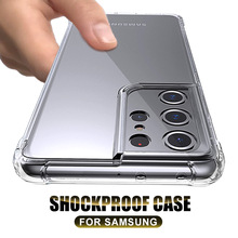 Shockproof Phone Case For Samsung Galaxy S21 Plus S21 Ultra S20 FE S10 S9 S8 Plus A51