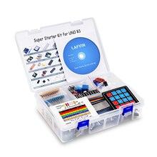Lafvin Super Starter Kit Omvat R3 Board, Lcd 1602 Iic Met Tutorial Voor Arduino Voor Uno R3
