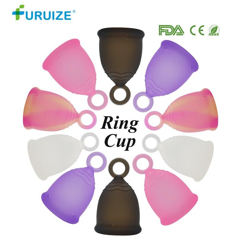 Best Menstrual Cup Feminine Hygiene Menstrual Cup 100% Medical Grade Silicone Reusable Women Cup Medical Grade Silicone Cup