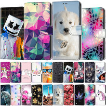 Leather Phone Bag Card Slot Wallet Flip Cases For Asus ZenFone Max Pro (M1) ZB601KL ZB602KL (M2) ZB631KL ZB633KL ZB570TL Cover(China)