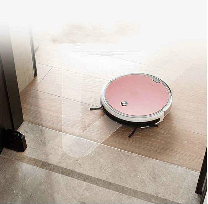 ILIFE X620 Robot Vacuum Cleaner Sweep and Wet Mopping Disinfection For Hard Floors&Carpet Run 120mins Automatically Charge 3