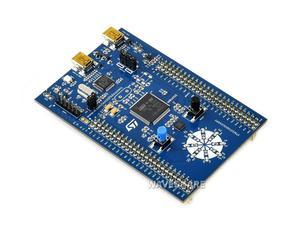 Image 3 - 100% ST Original STM32F3DISCOVERY Discovery Kit STM32F303VCT6 ARM Cortex M4 STM32 Development Board On board ST LINK/V2