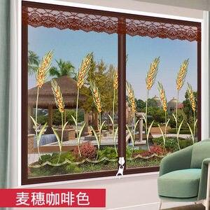 Image 5 - 1 個夏蚊画面抗蚊帳家庭用ドアや窓の装飾スクリーンメッシュあなたサイズカスタマイズすることができ