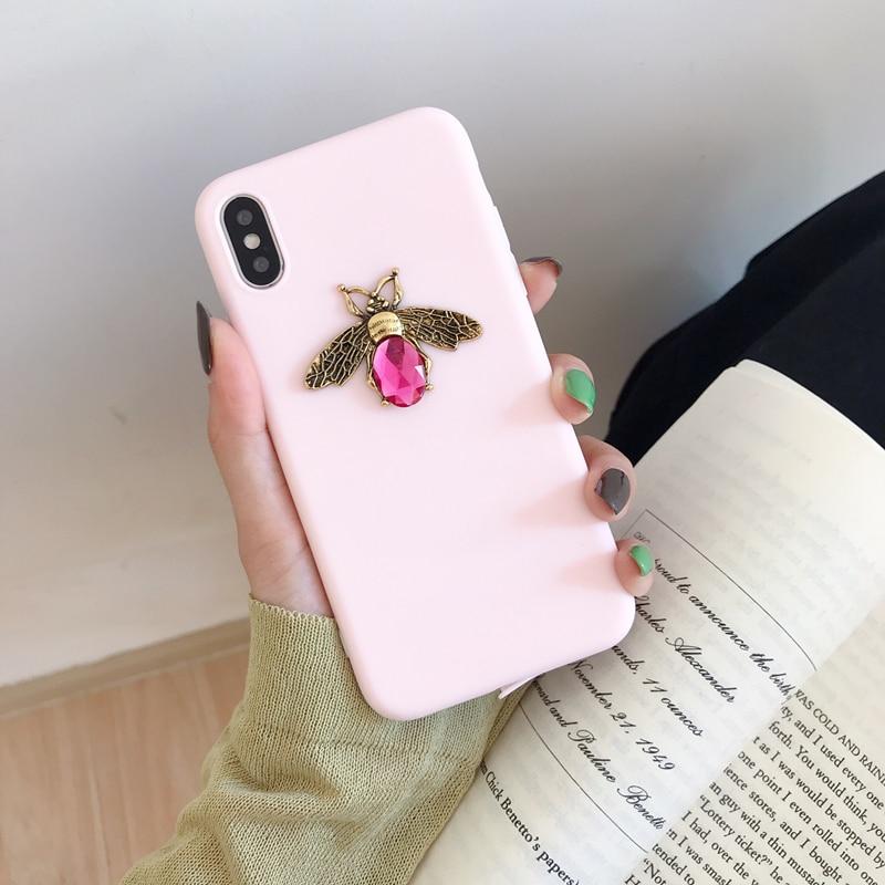 Diamond Bee Case for iPhone SE (2020) 42