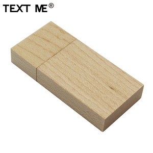 Image 5 - TEXT ME Rose wood Maple wood Personalized LOGO usb flash drive usb 2.0 4GB 8GB 16GB 32GB 64GB photography gift Walunt  wood