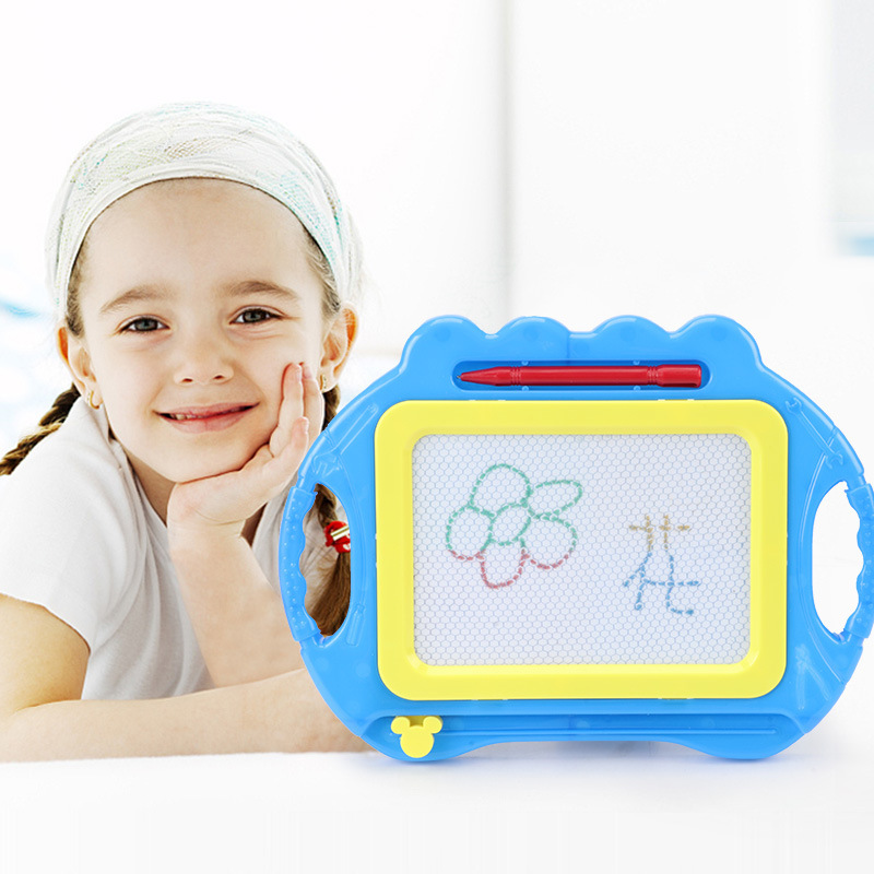 Children Drawing Board Magnetic Color Writing Board Baby Small Blackboard Doodle Board Baby Wholesale