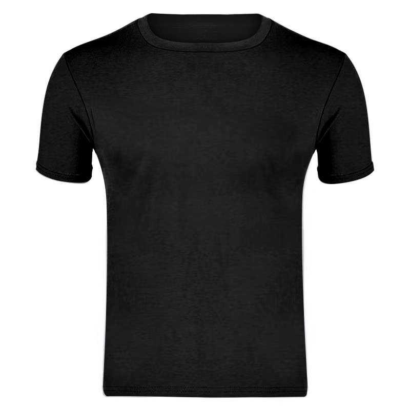 2019 Nova cor Sólida T Camisa Dos Homens Preto E Branco de algodão T-shirt Verão Tee Skate Menino De Skate Tshirt Tops S-XXXL