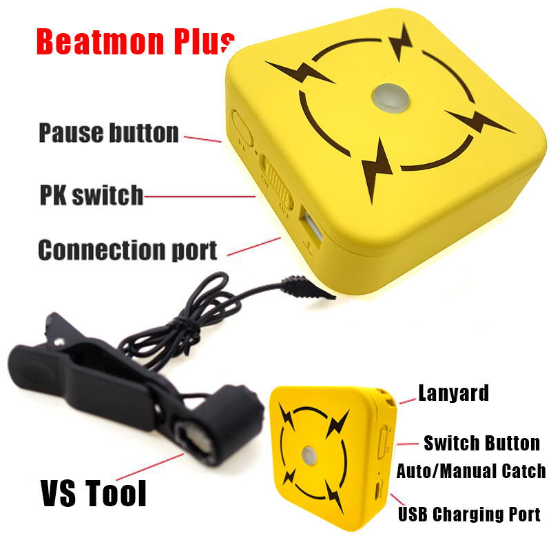 2020 New BeatMon Plus Auto Catching Beyond For Pokemon GO Auto Smart Capture For IPhone6 / 7/7 Plus / IOS12 Android 8.0