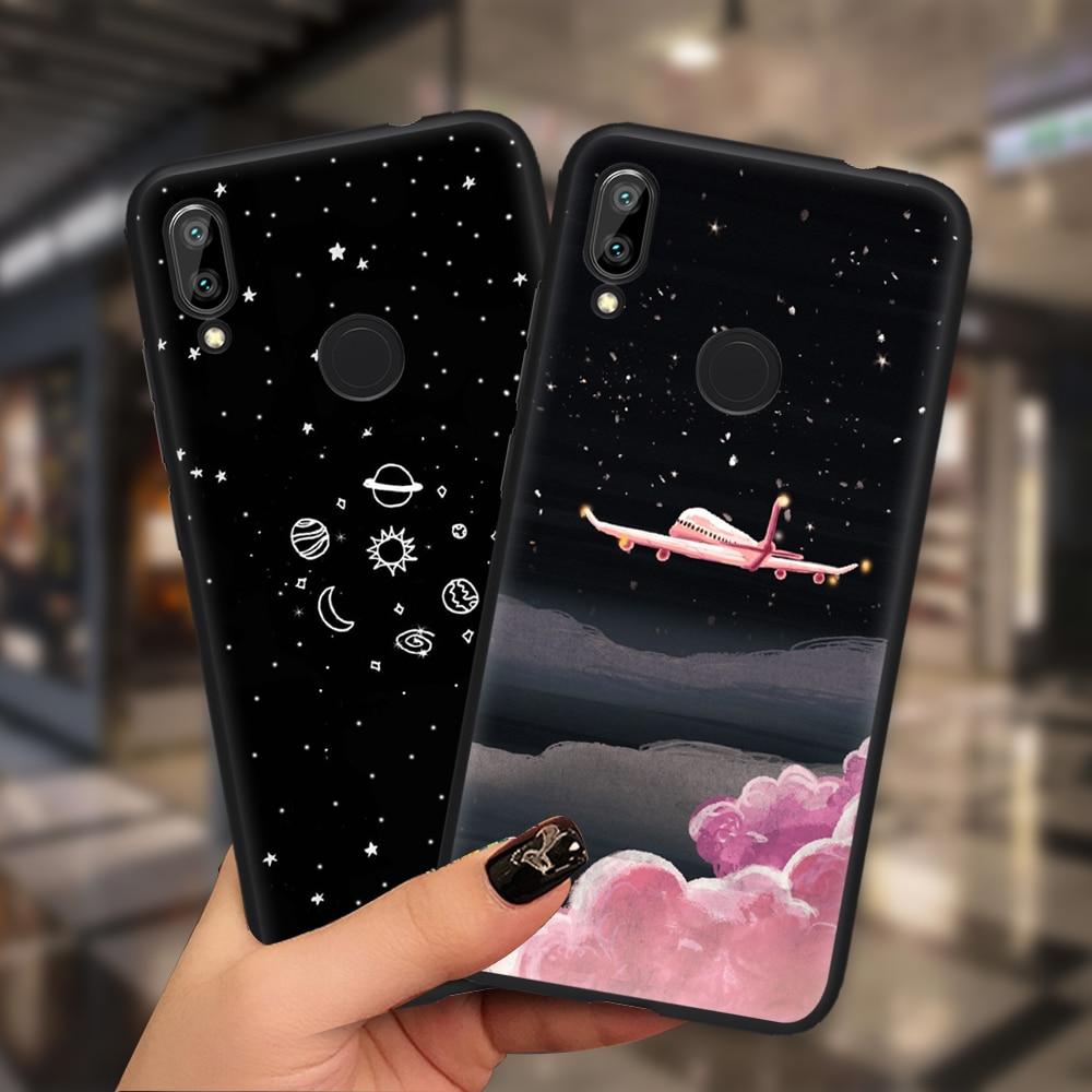Cartoon Pattern Soft TPU Case for Redmi Note 7 Dog Cat Pattern Full Cover Phone Case for Xiaomi Redmi K20 Pro K 20 Back Capa(China)