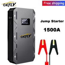 Luxury Jump Starter Diesel Gasoline Car Battery Charger Starting Device Starter For Car