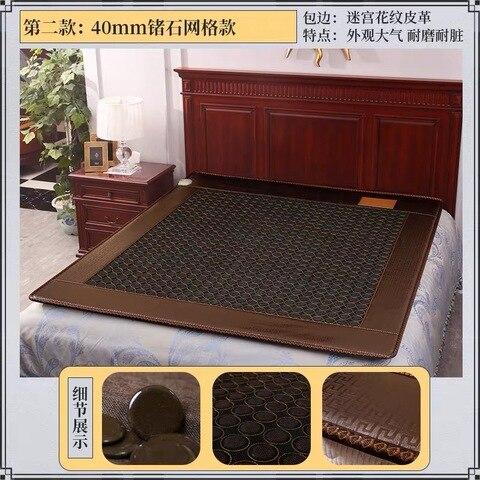 2020 frete gratis aquecimento infravermelho jade colchao de dormir aquecimento germanio massagem termica almofada 1