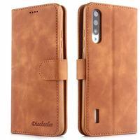 Custodia per Xiaomi Redmi Note 7 8 K20 9T Pro 8A Flip Cover magnete portafoglio tinta unita borsa per telefono in pelle su Xiomi Mi 9 Lite SE A3 Mi9 Coque