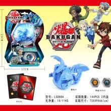 TOMY BAKUGAN NEW Bakugan Toupie Metal Fusion Met Monster Ball Gyro Atletiek Speelgoed Kid Gif