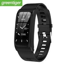 AK12 Smart Armband IPS Farbe Bildschirm Bluetooth Fitness Armband Für Männer/Frauen Blutdruckmessgerät Menstrual Zyklus Aktivität Monitor