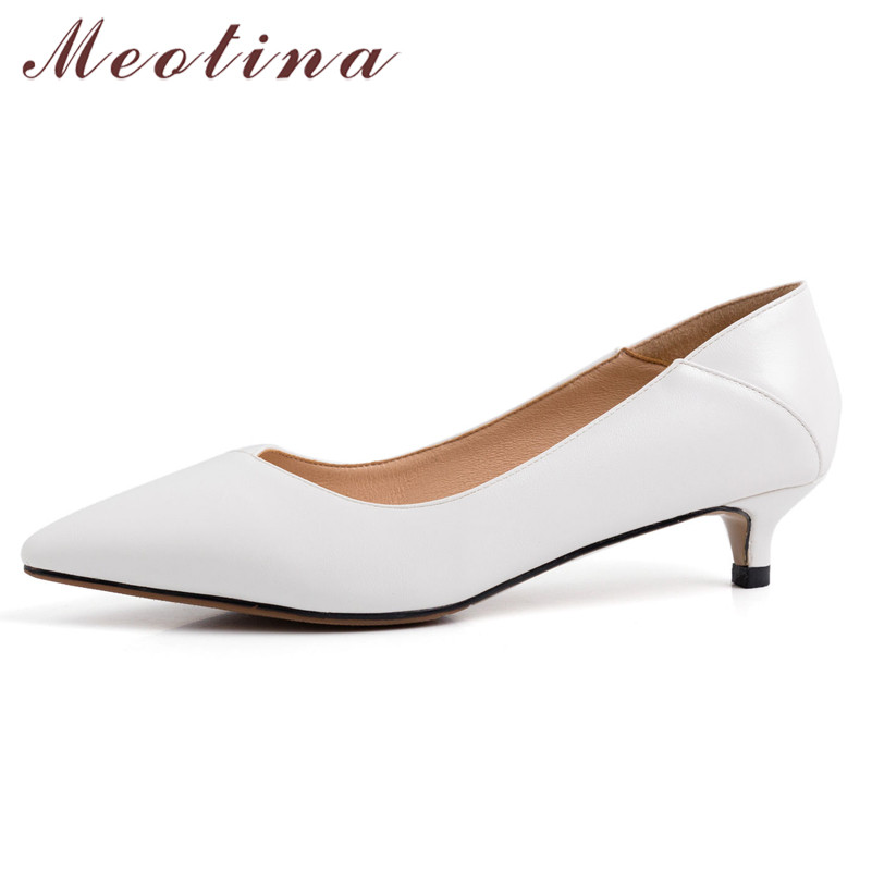 Meotina High Heels Women Shoes Fashion