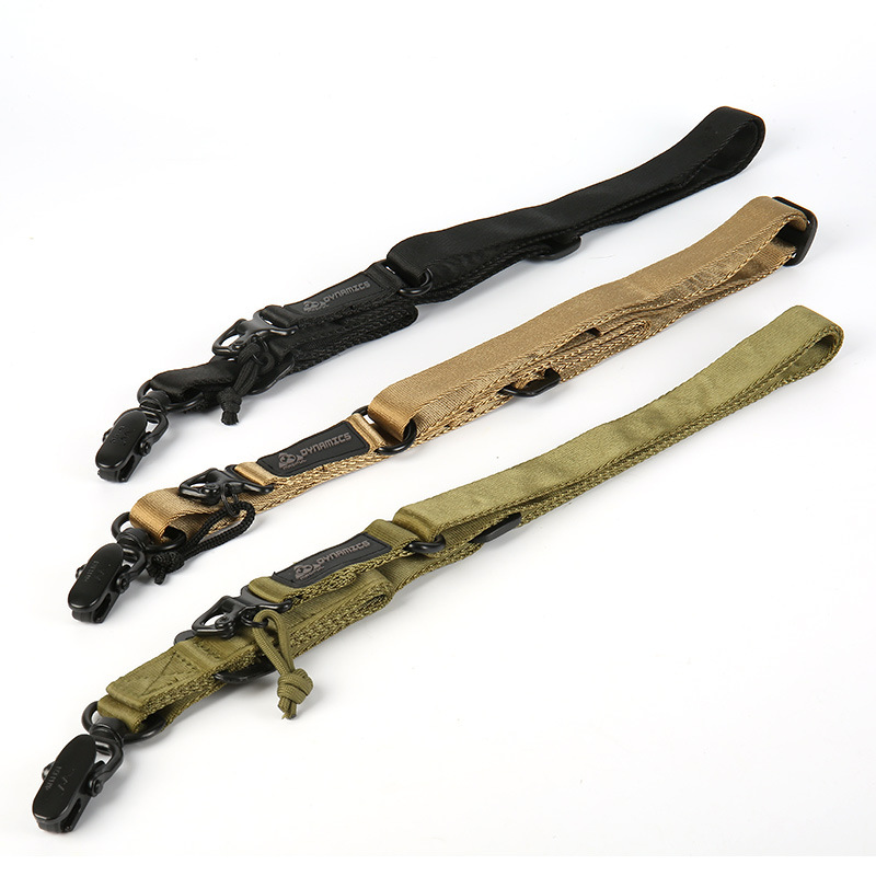 M2 Lanyard Task Lanyard CS Tactical With Suspender Strap Lanyard Safety Lanyard Multi-functional Task Lanyard Single And Double